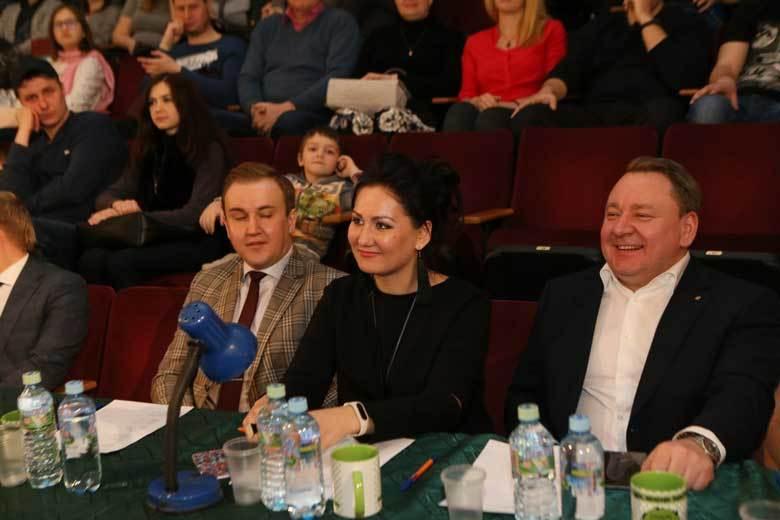 Лига Золотого кольца: «Не хуже, чем по ТВ», КВН, Сергиев Посад
