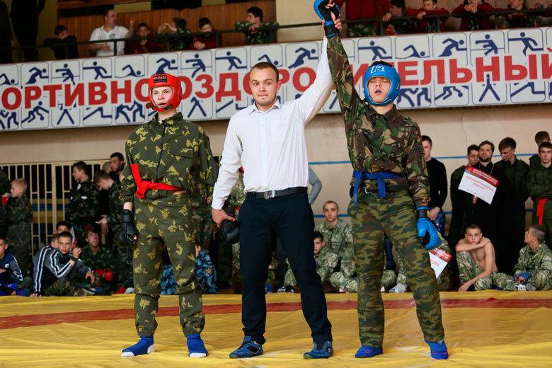Русский рукопашный бой Сергиев Посад 20-21 мая 2017