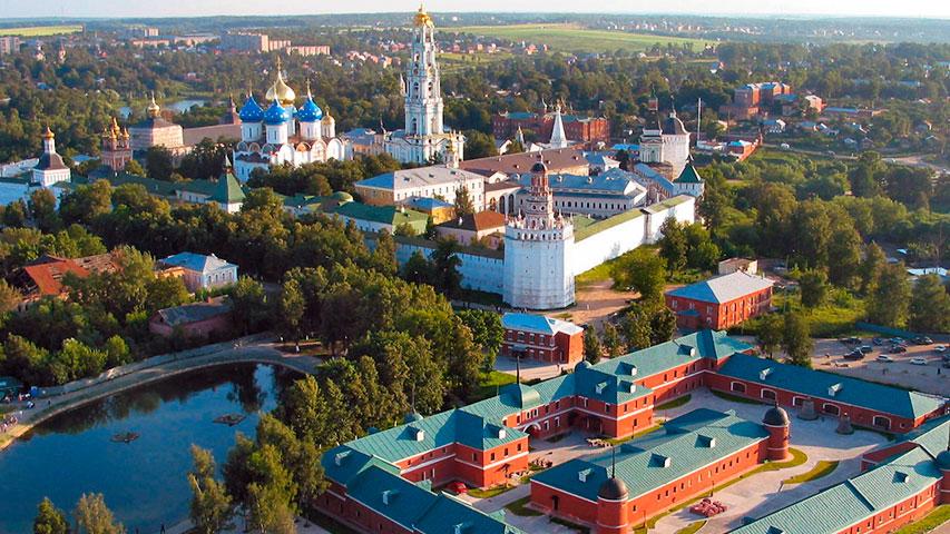 Назван наиболее популярный утуристов город Золотого кольца Российской Федерации